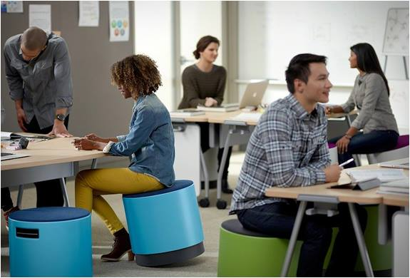 A Positive Review For Steelcaseu0027s Buoy Chair   Phillips Workplace Interiors