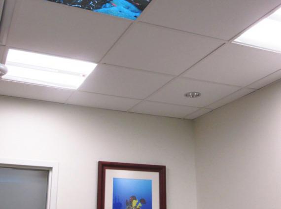 Patient Visitation Room