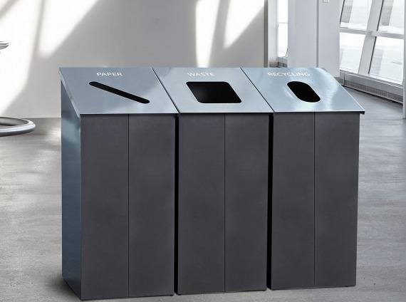 Trash Cans (Single Color)