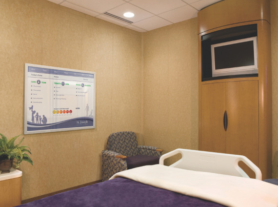 Whiteboard Healthcare (In-Room)