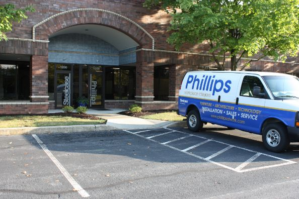 Phillips Workplace Interiors Office Moving