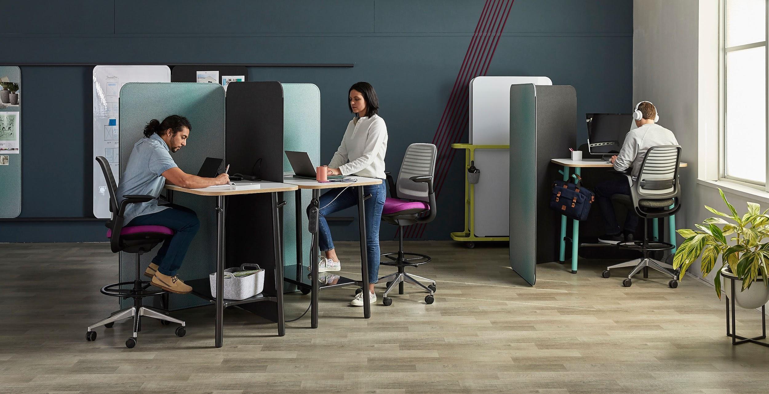 Unleashing Team Creativity with Steelcase Flex - Phillips Workplace Interiors