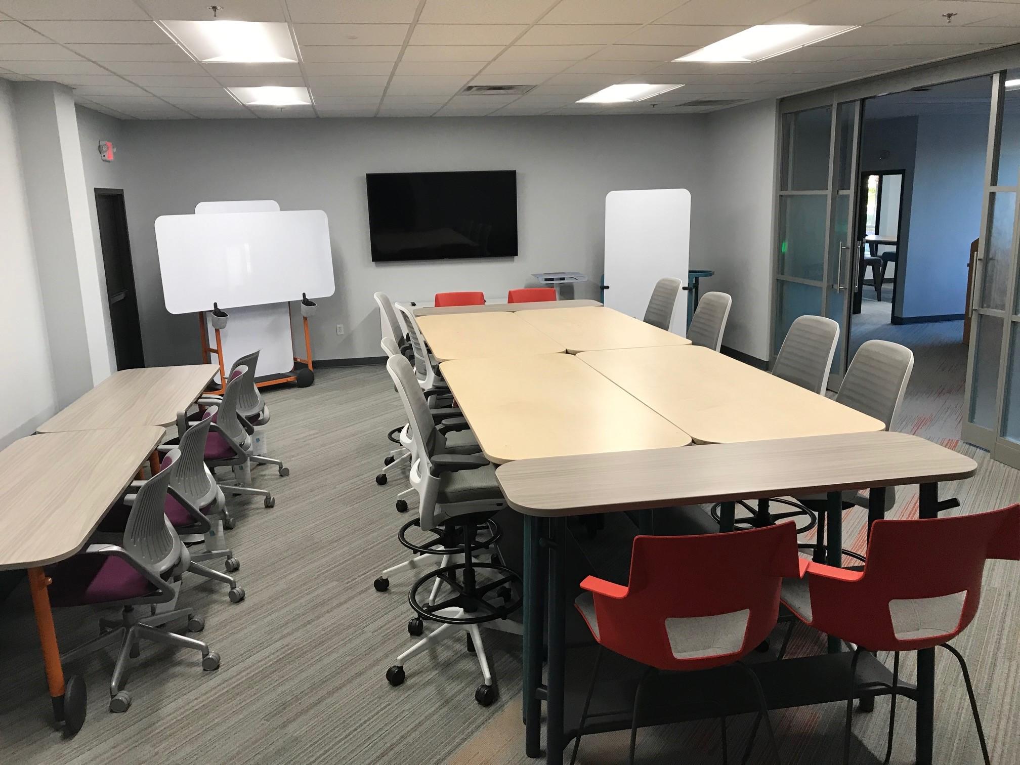 Phillips Workplace Interiors Agile Studio Liquidspace